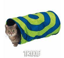 Nylonový tunel pro kočky