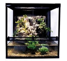 Lucky Reptile Aqua-Tarrium 73.5x55x75 cm černé
