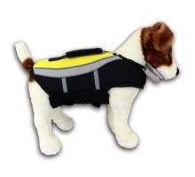 Alcott neonová plovací vesta žlutá
