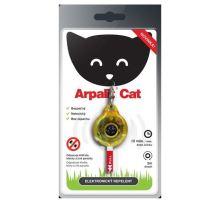 Elektr. odpuzovač klíšťat Arpalit Cat pro kočky 1ks