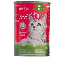 Bewi Cat Meatinis Venison 400g