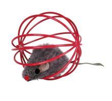 Myš v kleci 6cm