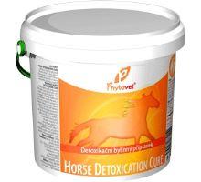 Phytovet Horse Detoxication cure 2,5kg  VÝPRODEJ