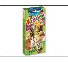 Kracker Giunea Pig Fruit 2ks