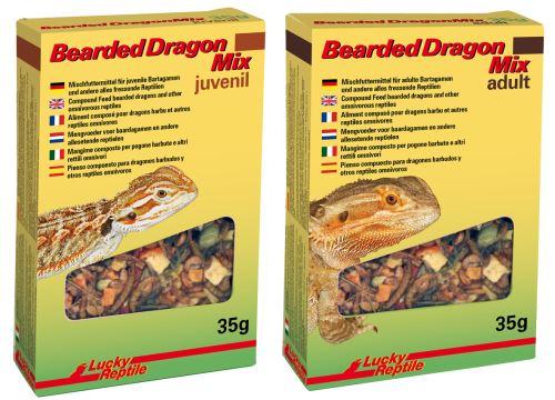 Lucky Reptile Bearded Dragon Mix Juvenile 35g