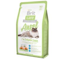 Brit Care Cat Angel I´m Delighted Senior 2 balení 7kg