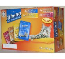 Athena Cat kapsa Gravy Multipack 12x100 g