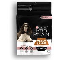 Purina Pro Plan Dog Adult Medium&Large 7+ Sens.Skin 14kg