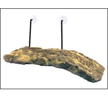 Ostrov ZOO MED pro želvy 12,5 x 28,5 cm 1ks