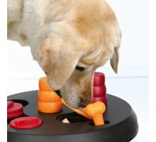 Dog Activity FLIP BOARD - kuželkami a kostičkami 23x3 cm