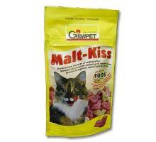 Gimpet kočka Pusinky s maltozou Malt-Kiss 50g