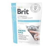 Brit VD Cat GF Obesity 400g