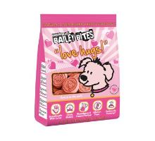 BARKING HEADS Bailey Bites Love Hugs 200g