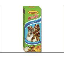 Tyčinky pro velké hlodavce ořechové 2ks