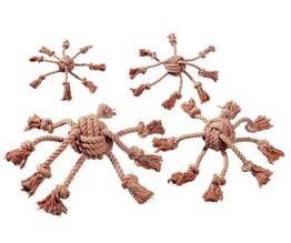 Hračka pro psy Chobotnice bavlna 15x15cm KARLIE