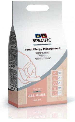 Specific CDD-HY Food Allergy Management 2 balení 12kg