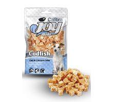 Calibra Joy Dog Mini Cod & Chicken Cube 70g 1ks
