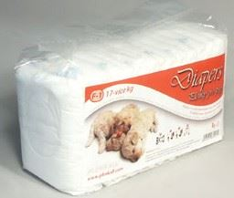 Plenky pro psy 4-7 kg 15ks
