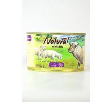 TOBBY konzerva Natural Lamb 405g