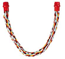 Houpačka bavlněné lano JUMBO 75cm/30mm