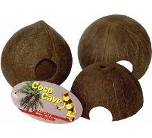 Lucky Reptile Coco Cave, celá skořápka cca. 10-14 cm