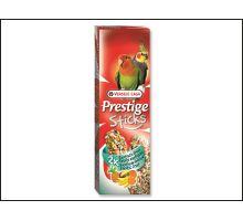 Tyčinky Prestige exotické ovoce pro střední papoušky 140g