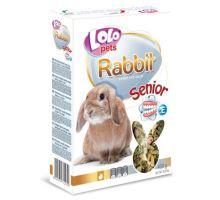 LOLO SENIOR kompl. krmivo pro starší králíky 400g krabička