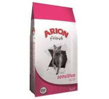 Arion Cat Sensitive Lamb & Rice 15kg