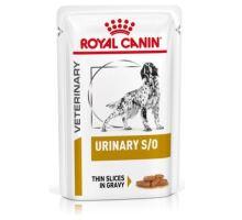Royal Canin VD Canine kapsičky Urinary S/O 12x100g