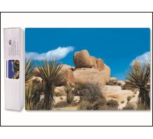 Pozadí tapeta poušť č.1 80 x 40 cm 1ks