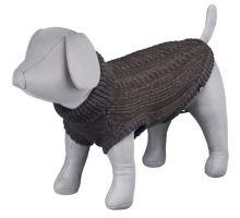 Pletený svetr LANGLEY hnědý