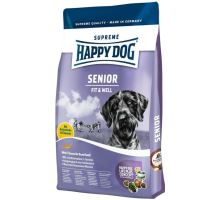 Happy Dog Supreme Adult Fit&Well Senior 4kg  VÝPRODEJ