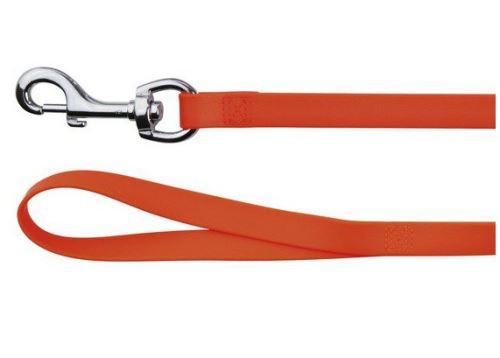Easy Life vodítko PVC S-XL 1,00 m / 17 mm neon oranžová