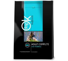OK Dog Passion Adult Complet Fish Rice 12,5kg