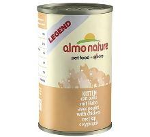 Almo Cat Nature Classic konz. Kitten kuře 70g