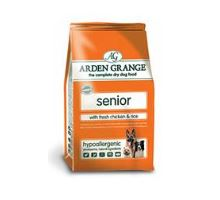 Arden Grange Senior with fresh Chicken & Rice 2 balení 12kg