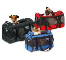 Karlie Cestovní taška Divina pro kočky a malé psy černá 40X26x26 cm