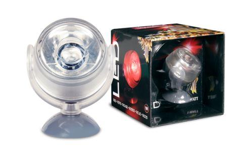 Arcadia 1W ponorné LED Červené 85mm