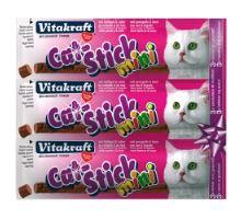Vitakraft Cat Stick MINI játra a drůbež 18g