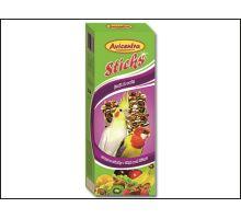 Tyčinka malý papoušek ovocno - ořechová 2ks