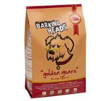Barking Heads Golden Years 2 balení 12kg