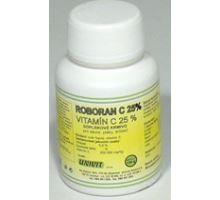 Vitamin C 25 plv 250g