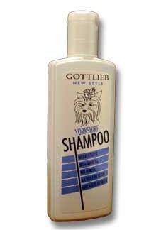 Gottlieb šampón s makadamovým olejem Yorkshire 300ml