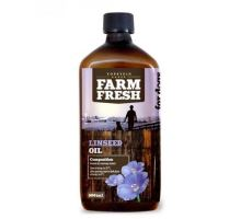 Farm Fresh Linseed oil Lněný olej 500ml