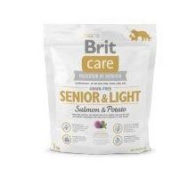 Brit Care Dog Grain-free Senior Salmon & Potato 1kg