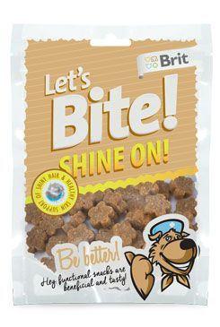 Brit pochoutka Let's Bite Shine On! 150g