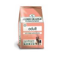 Arden Grange Adult fresh Salmon & rice 2 balení 12kg