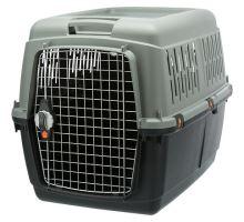 Be Eco Giona 5 transportní box, M: 60 x 61 x 81 cm, antracit/ šedo-zelená