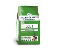 Arden Grange Adult rich in fresh Lamb & Rice 2 balení 12kg