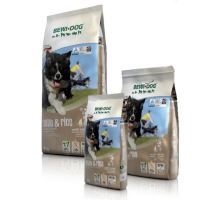 Bewi Dog Lamb & Rice contains linseed 0,8kg